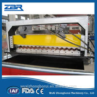 2015 Popular Corrugated Roofing Tile Roll Forming Machine,Roofing Panel Making Machine