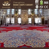 Factory supply attractive price crazy selling microfiber mosque prayer carpet