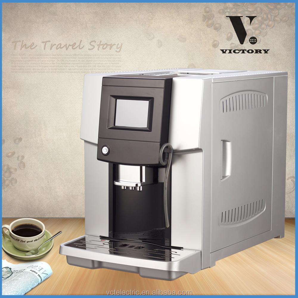 espresso coffee machine full automatic for home and shop use