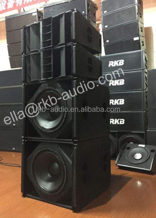 RKB AUDIO- Powerful Speaker Line Array for Large Scale Venue