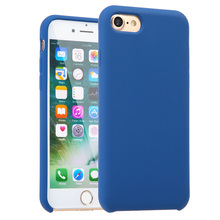 Custom Liquid Silicone Phone Case For Iphone 7