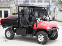 2015 China diesel tractor mounted snow blade