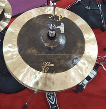 "Dark cymbals TV manual cymbals 16""/18'""crash cymbals for drums"