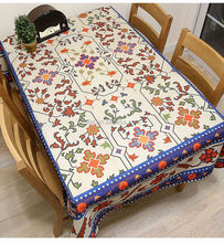 western plastic tablecloth
