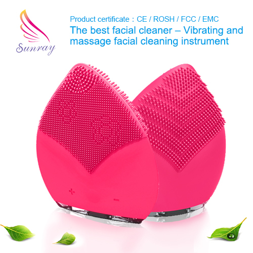 Hot selling korean face cleanser kakusan beauty face massager