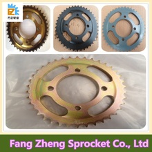 Motorcycle Front and Rear Wheel Sprocket Set