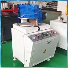 China single head welder / upvc window welding machine