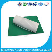 pvc waterproofing membrane for basement & roofing