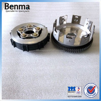 Smoothly autocycle clutch , clutch kit for autobike , durable motorbike clutch assembly for sale