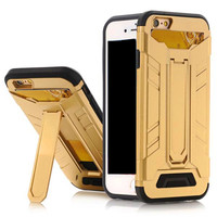 Shockproof Hard TPU Phone Case for iPhone 8, Mobile Phone Accessories Colorful Waterproof Back Cover for iPhone 8 Silicon Case