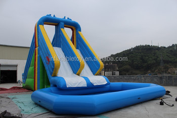Hot Sale Popular Best Quality large inflatable swimming pool