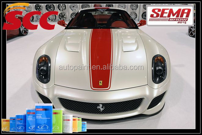 SEMA qualify ot sale complete tinting mixing system spray body paint