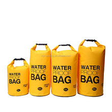 Wholesale Ocean pack Waterproof dry bag with shoulder strap for Water Sports