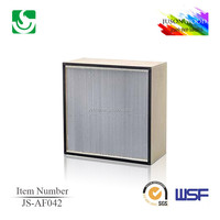 custom experienced air filter fabric