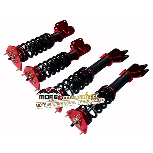 Racing shock absorber for WRX STI GDF 05-07,Forester 08 with 24-way adjustable