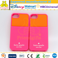 Wholesale hot color plastic mobile phone cover case soft silicon back cover phone cases