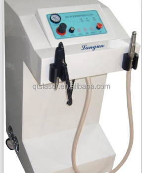 skin peel diamond ultrasonic microdermabrasion machine