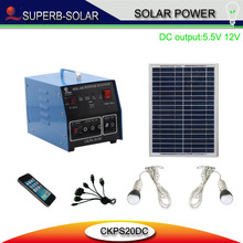 solar fan & lighting system photovoltaic
