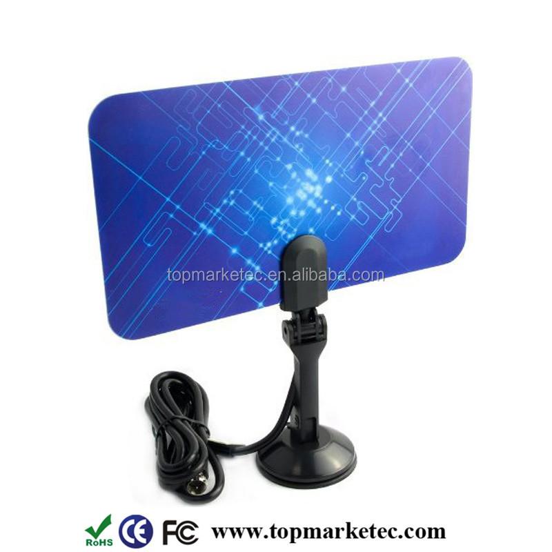 2016 hd num rique antenne pour tv hdtv int rieur antenne for Antenne numerique interieur