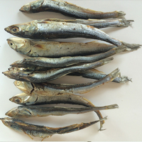 dried anchovy, dried salted anchovy