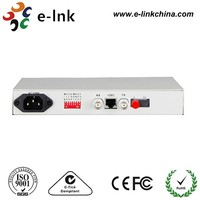 1 E1 Ethernet Converter with E1 interface Loop Back (ANA)
