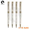 KKPEN jeweled ball pen engraved style ball pen modern shiny twist metal ball pen