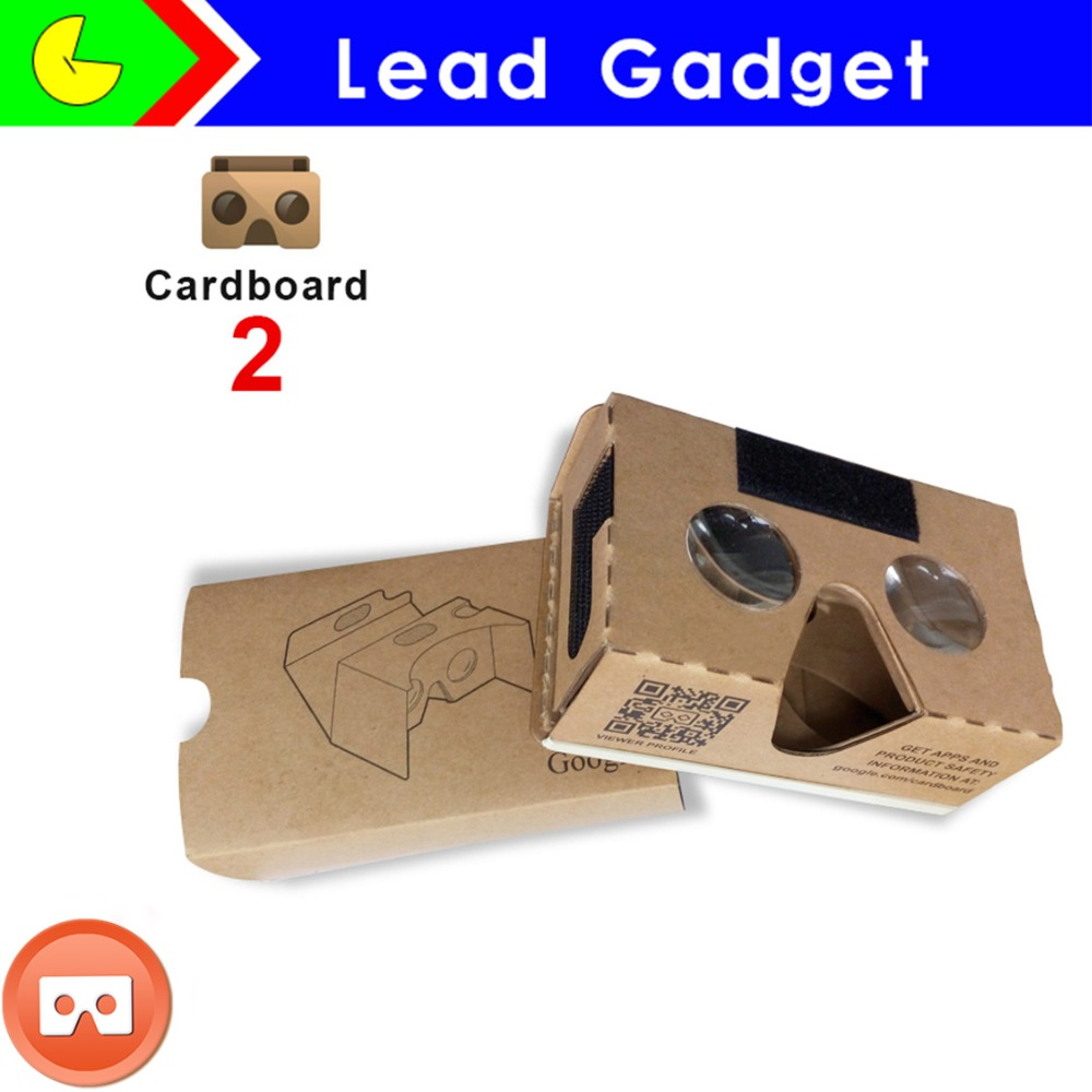 DIY cheap virtual reality google cardboard vr 3d glasses for xnxx movie, glasses 3d