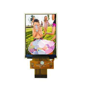 Mass Production Quickly Shipped Custom Design Standard 2.8 Inch 240x320 MCU(P) Small TFT Lcd Display
