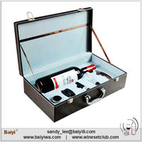 Wholesale Hot Sale Wine Set Box with Wine Accessories