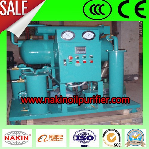 Vacuum Series Transformer Oil Recycle Plant to Remove Water Impurities From Waste Oil