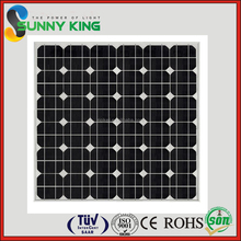Monocrystallin Solar Panel High Efficiency Factory Price Custom Design 140W 145W 150W 155W 160W Solar Panel