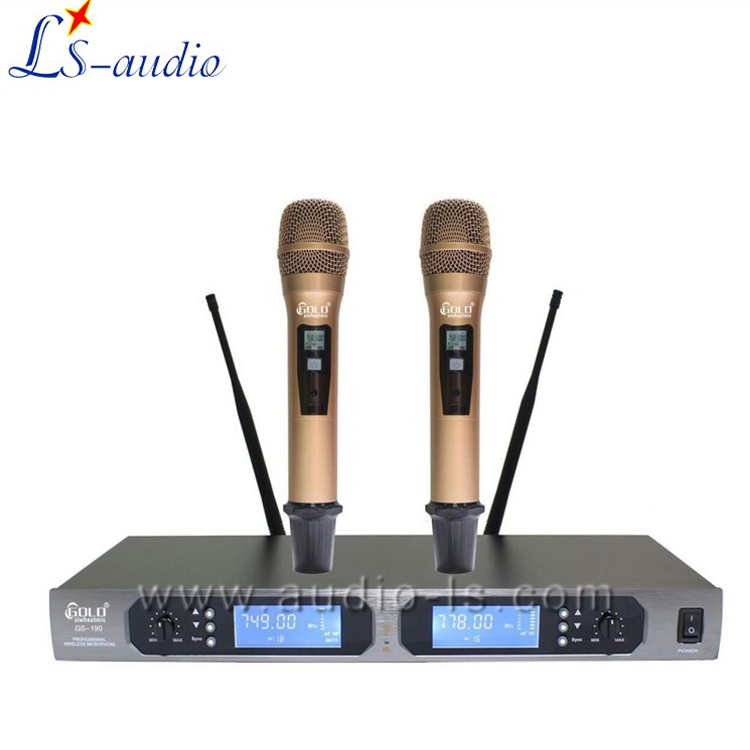 Professional supply microfone professional wireless