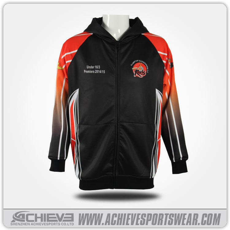 Sublimation printing hoodies man's jumper