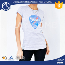Free available sizes factory price women short sleeve plain organic cotton t-shirts