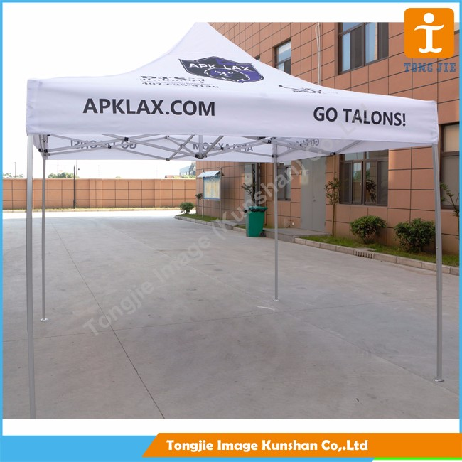 Custom Printed Full Color Promotional Canopy Tent