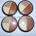 3 color long lasting Waterproof foundation cream