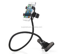 2014 new inventions mobile phone Durable Flexible Long Arms Lazy Bed Desktop Mobile Phone Holder Stand