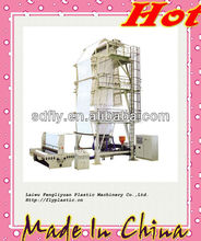Multilayer Blown Film Making Machine with video