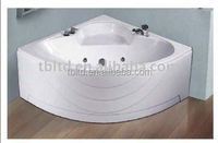 Enjoyable and relaxable aqua whirlpool jacuzzy massage bathtub therapy whirlpool bathtub