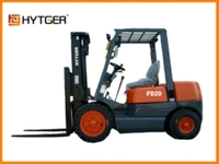 FD20 2.0 tons Automatic Diesel Forklift Trucks With Isuzu C240 engine used forklift for sale in singapore