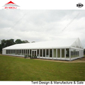 custom-made high- end large aluminum frame tent 20x30m for 500 people luxury outdoor wedding