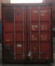 40 ft Dry Van Used & New Shipping Container