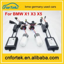 HID xenon light for bmw germany used cars BMW X1 X3 X5,factory price,18 months warranty