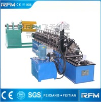 Stainless Steel Metal Stud Roll Forming Machine Used Steel Rolling Machine For Sale