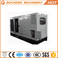 air cooled three phase generator set/silent portable diesel generators