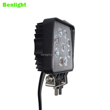 27W LED Work Light 12v tractor led flood work light For Auto Vehicles 4x4 off Road Car Accessory