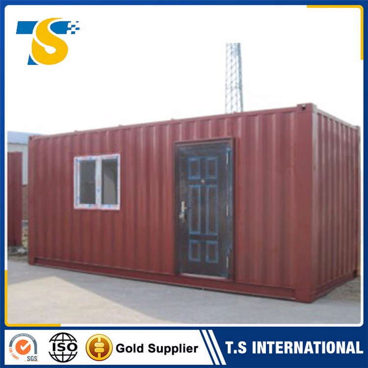 Convenient Heat preservation prefab house price for living and working