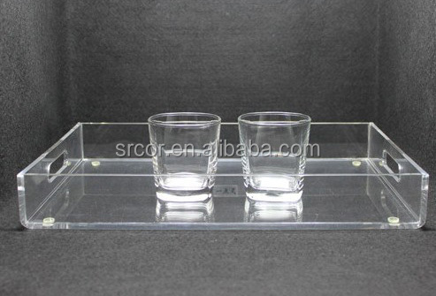 customized acrylic hp printer paper tray