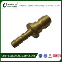 "Pressure Washer Quick Coupler 1/4"" Hose Barb plug 8.4*12H"