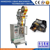 Used Sachet Packing Machine For Liquid
